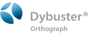 Dybuster Orthograph Logo